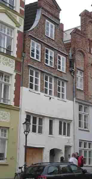 Lübeck, Engelsgrube